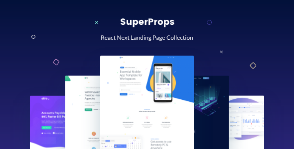 HTML Website Templates from ThemeForest