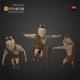 Caveman Character - 3DOcean Item for Sale