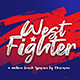West Fighter - GraphicRiver Item for Sale