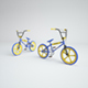 1980s Raleigh Burner BMX Bicycle - 3DOcean Item for Sale
