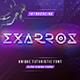 Exarros - GraphicRiver Item for Sale