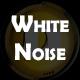 White Noise Sweep