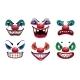 Creepy Clown Faces - GraphicRiver Item for Sale