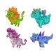 Cartoon Dragons Set - GraphicRiver Item for Sale