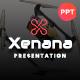 Xenana Presentation Template - GraphicRiver Item for Sale