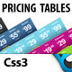 Css3 Pricing Tables - 9 Different Colors - CodeCanyon Item for Sale