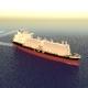Tanker Ship - 3DOcean Item for Sale