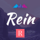 Rein - Minimal Lightweight Dark Theme for WordPress - ThemeForest Item for Sale