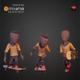 Skater Character - 3DOcean Item for Sale