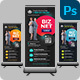 Corporate Roll Up banner Template - GraphicRiver Item for Sale