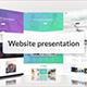 Emma- Website Presentation - VideoHive Item for Sale
