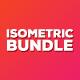 Isometric Templates  Bundle - GraphicRiver Item for Sale