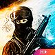 Commando Photoshop Action - GraphicRiver Item for Sale