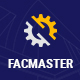 Facmaster - Factory & Industrial PSD Template - ThemeForest Item for Sale
