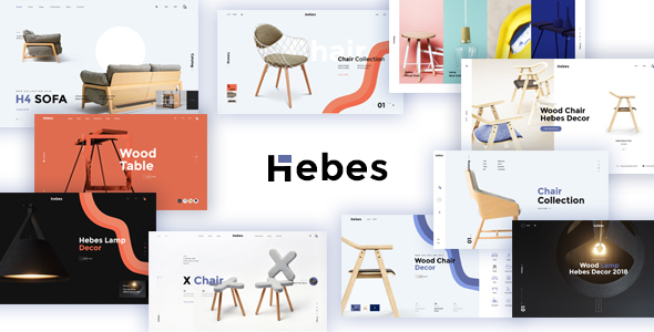 Download HEBES – Multipurpose Ecommerce HTML Template Nulled
