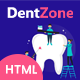 Dentzone | Dentist & Medical HTML5 Template - ThemeForest Item for Sale