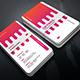 Vertical Sisir Creative Business Card - GraphicRiver Item for Sale