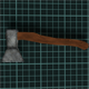 Low-poly Axe - 3DOcean Item for Sale