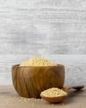 A Wooden Bowl and Spoon of Quinoa Seeds - PhotoDune Item for Sale