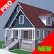 NEOarch Cottage SB 006 - 3DOcean Item for Sale
