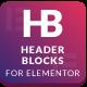 Header Blocks for Elementor - WordPress Plugin - CodeCanyon Item for Sale