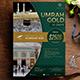 Umrah Flyer 06 - GraphicRiver Item for Sale