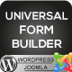 Universal Form Builder - CodeCanyon Item for Sale