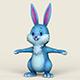 Cartoon Rabbit - 3DOcean Item for Sale