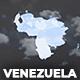 Venezuela Map - Bolivarian Republic of Venezuela Map Kit - VideoHive Item for Sale