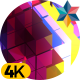 Color Cubes Background 4K - VideoHive Item for Sale