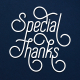 Special Thanks - GraphicRiver Item for Sale