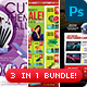 Sales Flyer Bundle 3 in 1 - GraphicRiver Item for Sale
