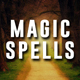 Force Missiles Magic Spell - AudioJungle Item for Sale