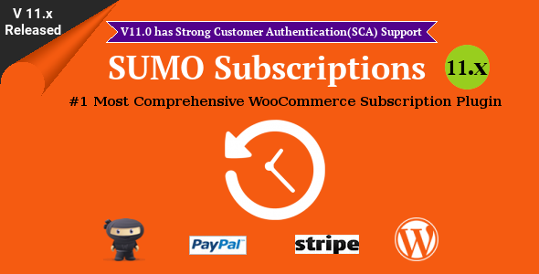 Codecanyon | SUMO Subscriptions - WooCommerce Subscription System Free Download #1 free download Codecanyon | SUMO Subscriptions - WooCommerce Subscription System Free Download #1 nulled Codecanyon | SUMO Subscriptions - WooCommerce Subscription System Free Download #1