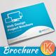 Landscape Web Design Brochure - GraphicRiver Item for Sale