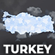 Turkey Map - Republic of Turkey Map Kit - VideoHive Item for Sale