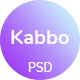 Kabbo - Creative Agency PSD Template - ThemeForest Item for Sale