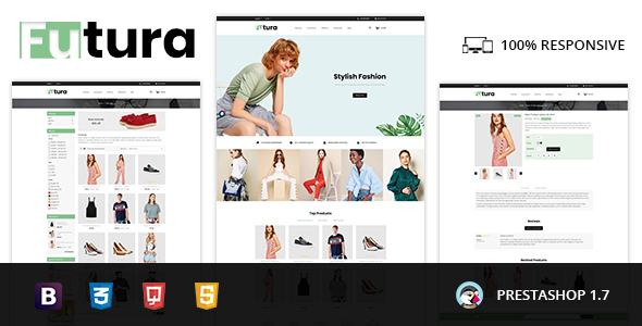 Futura - Fashion Store Prestashop 1.7 Responsive Theme