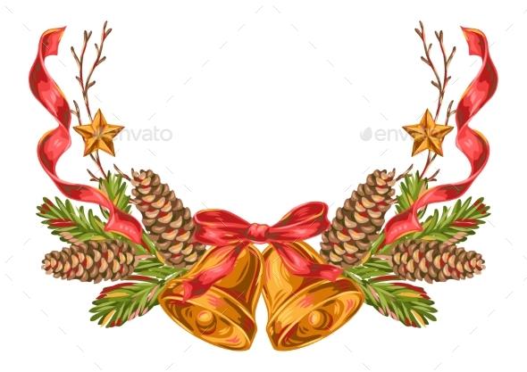 Merry Christmas Decoration Design