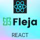 Fleja | React Next Multi-Concept Template - ThemeForest Item for Sale