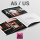 Restaurant Brochure Template - GraphicRiver Item for Sale