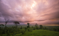 Stormy Skies During Sunset in Costa Rica - PhotoDune Item for Sale