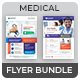 Medical Flyer Bundle 01 - GraphicRiver Item for Sale