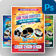 Contest Flyer - GraphicRiver Item for Sale