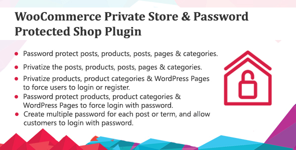 WooCommerce Private Store - Password Protected Shop Plugin