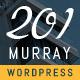 201 Murray - Single/Multi Property WordPress Theme - ThemeForest Item for Sale