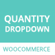 WooCommerce Product Quantity Dropdown Plugin - CodeCanyon Item for Sale