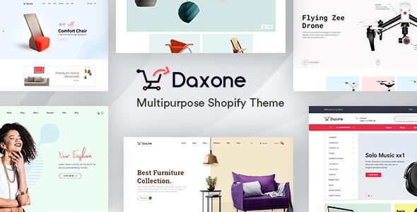 Daxone – Multipurpose Shopify Theme