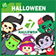 Halloween Mascot - GraphicRiver Item for Sale