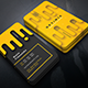 Vertical Fade Creative Business Card - GraphicRiver Item for Sale
